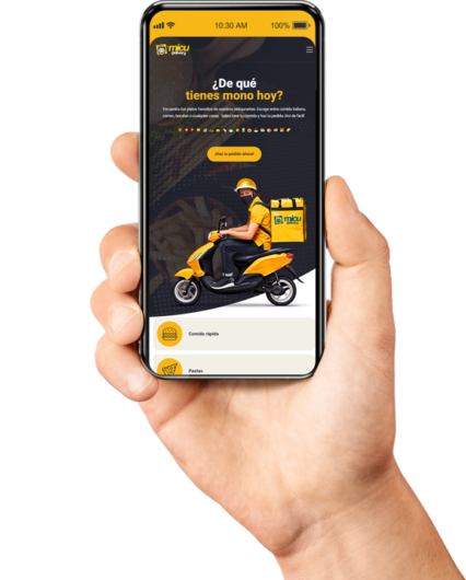micu delivery app